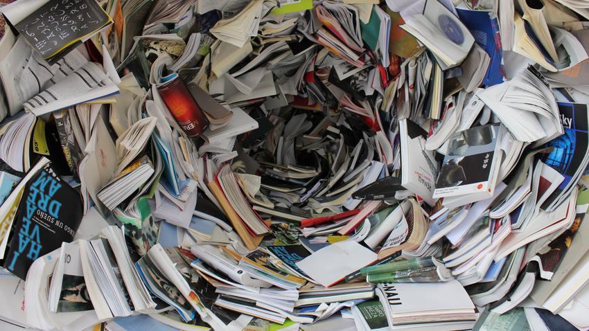 23o παζάρι βιβλίων στην πλατεία Κοτζιά