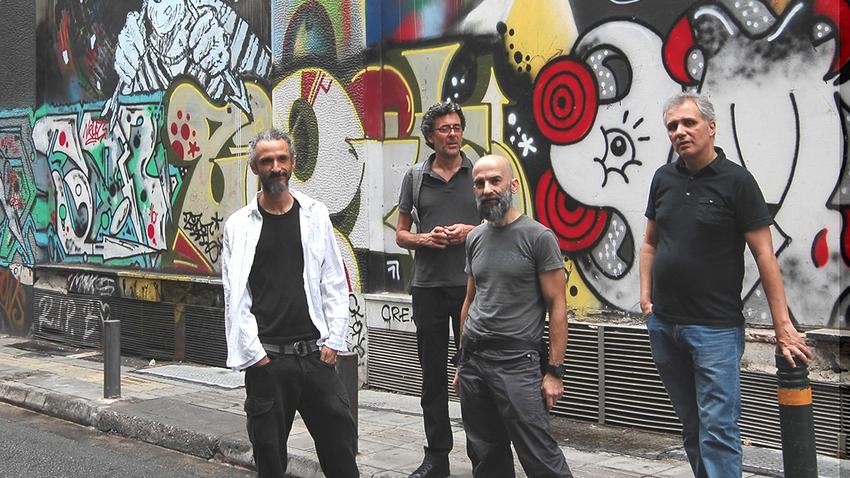 Οι RSLG Quartet LIVE στο BOOZE Cooperativa!