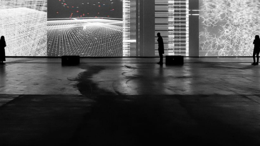data.flux [12XGA version] - Ryoji Ikeda