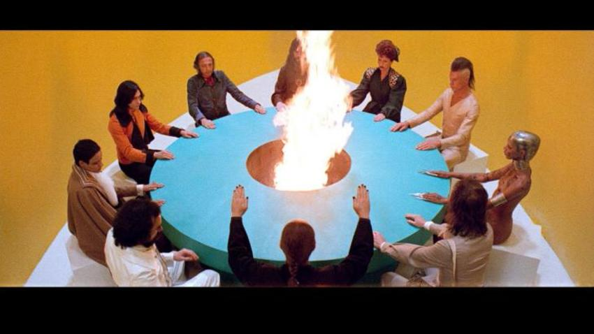 Alejandro Jodorowsky, The Holy Mountain (1973)