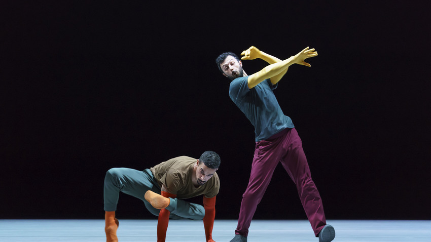 Α Quiet Evening of Dance :: William Forsythe