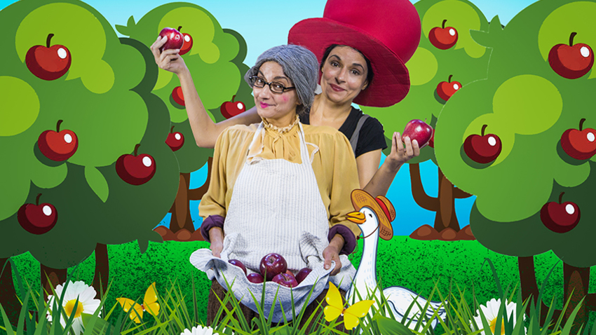 Μήλα Ζάχαρη Κανέλλα  | Για 12η χρονιά στο Θέατρο Φούρνος