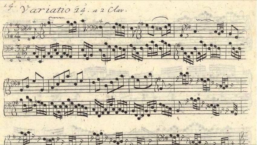 J.S.Bach Goldberg Variations // Μία διαφορετική performance μεσάνυχτα στο Μπάγκειον