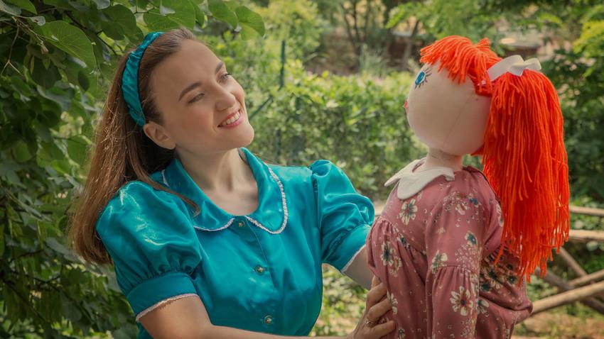 Η Αλίκη συναντά τη χώρα των θαυμάτων | Ένα παραμύθι-όπερα