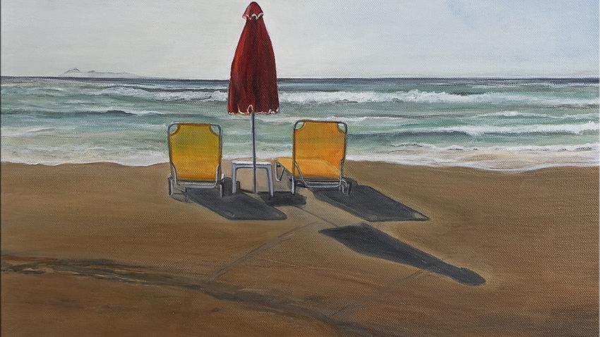 Έκθεση Ζωγραφικής | Χριστίνα Παρασκευοπούλου