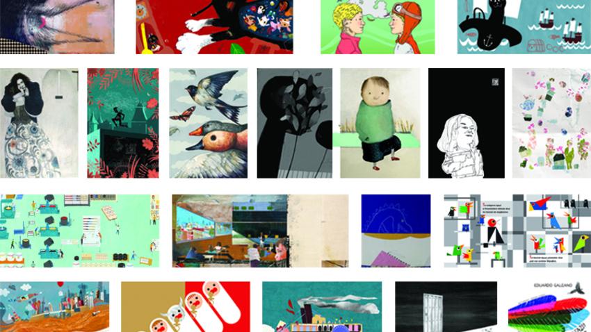 Έκθεση εικονογράφησης παιδικού βιβλίου