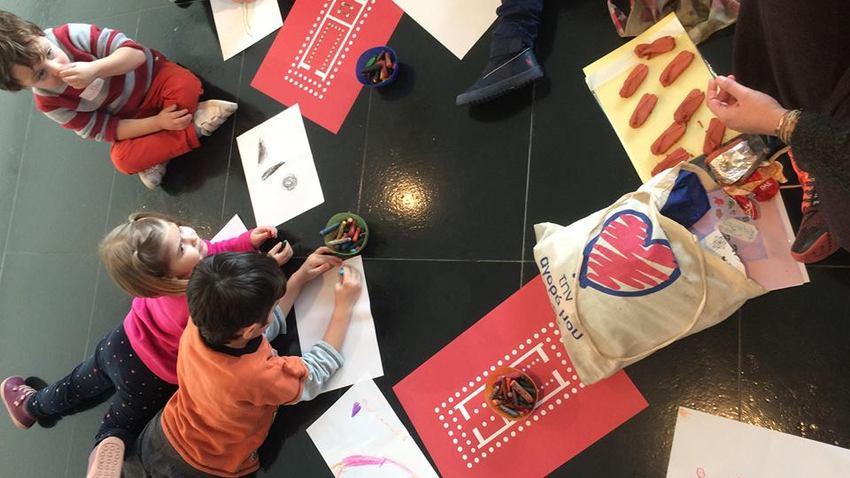 Δημιουργικά εργαστήρια για παιδιά από την Πύρνα