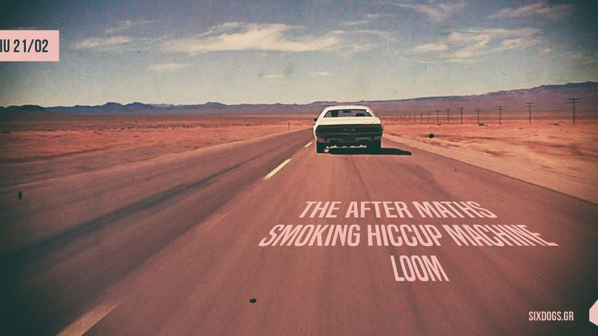 The After Maths | Smoking Hiccup Machine | Loom