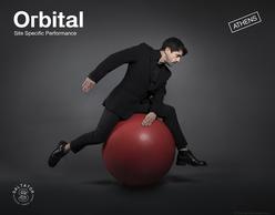 Orbital Site Specific Performance στο κέντρο της Αθήνας