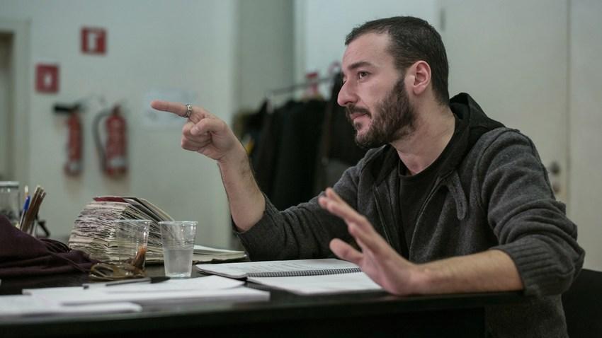 Skrow theater :: Masterclass με τον Ζουζέπ Μαρία Μιρό, Καταλανό σκηνοθέτη και συγγραφέα!