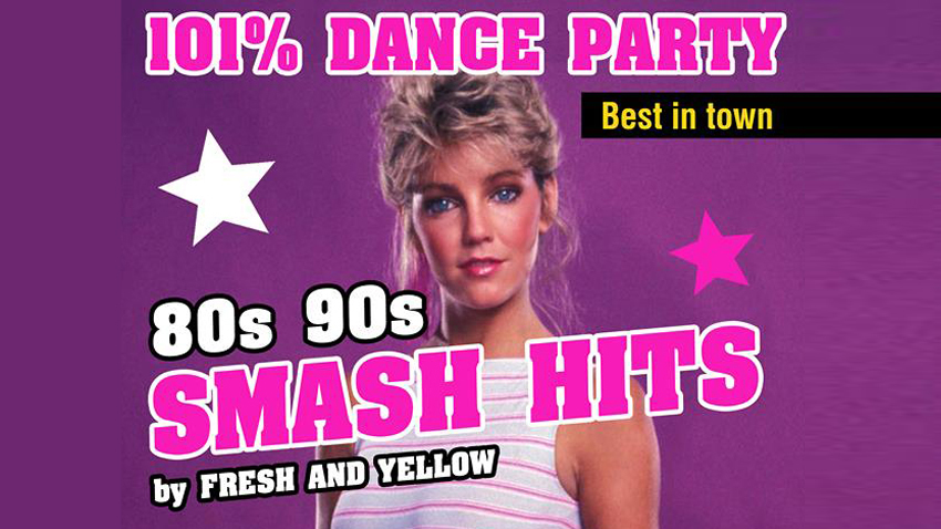 80's - 90's Smash Hits by Fresh and Yellow!