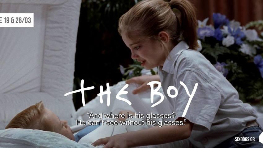 THE BOY Live στο six d.o.g.s.!