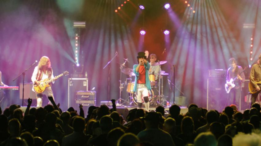 Not the Rolling Stones :: Αφιέρωμα στους Rolling Stones στο Μέγαρο