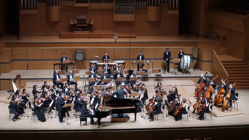 «Ελλάδα, Ευρώπη, Ελευθερία» από τη Φιλαρμόνια Ορχήστρα Αθηνών!!