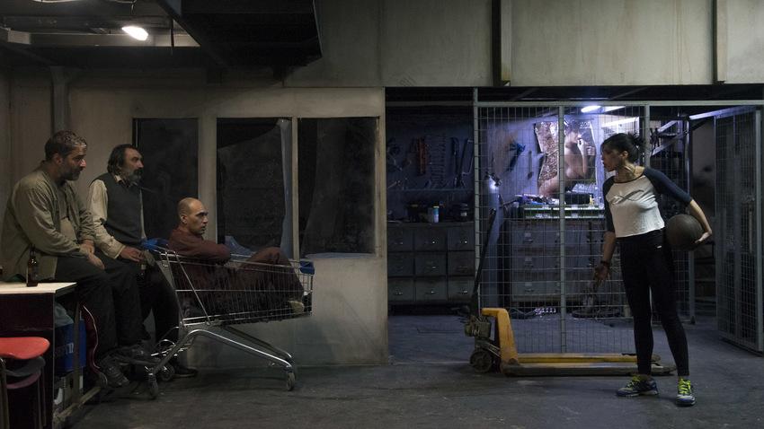 Άνθρωποι και Ποντίκια | σκην.: Βασ. Μπισμπίκης