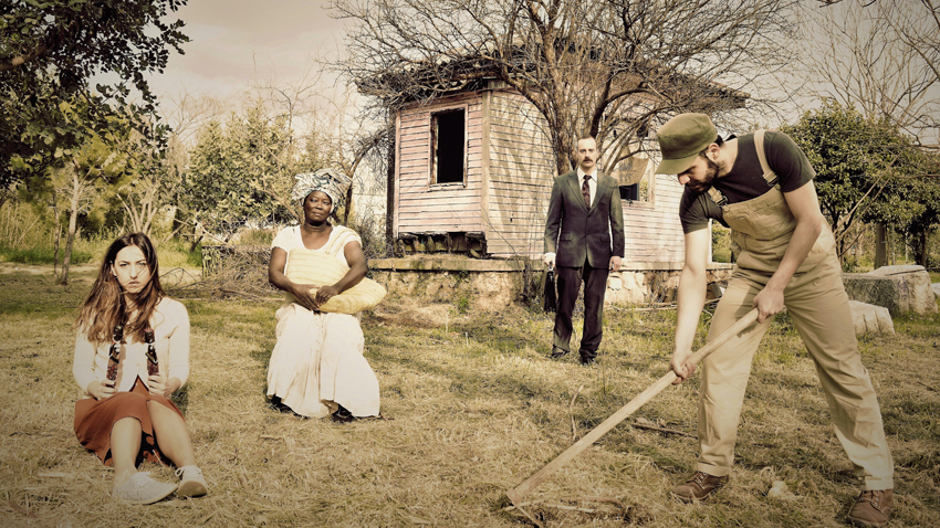 African Gothic, R. D. Wet | Νοτιοαφρικανικό Ψυχολογικό Θρίλερ