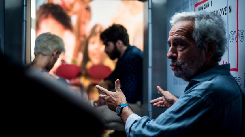 «Επαφή», η νέα ταινία του Τώνη Λυκουρέση