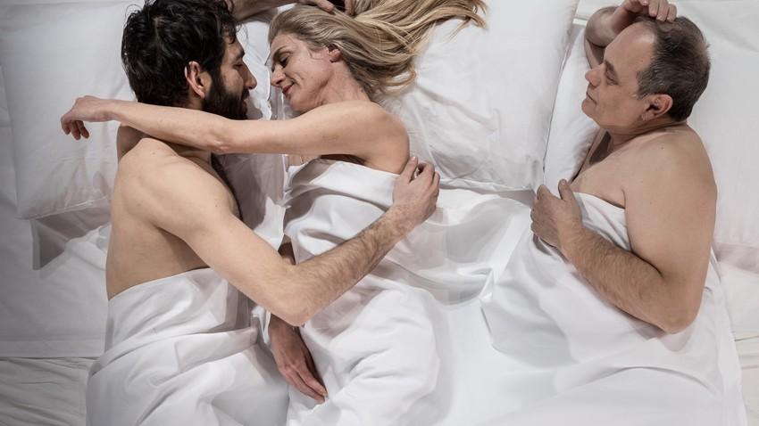 Ο κύκλος του Έρωτα,  Άρθουρ Σνίτσλερ | Σκην.: Θ. Μοσχόπουλος