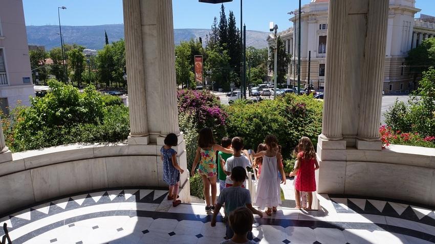 Εκπαιδευτικά προγράμματα στο Μουσείο Κυκλαδικής Τέχνης | Απρίλιος 2019
