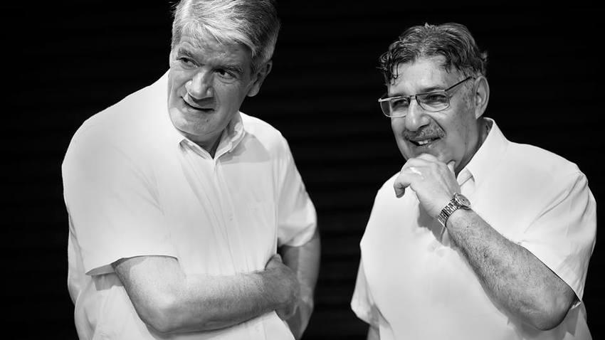 «Το Τάβλι» :: Φίλιππος Σοφιανός & Πέρης Μιχαηλίδης