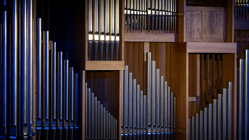 Bjørn Andor Drage :: Ρεσιτάλ εκκλησιαστικού οργάνου