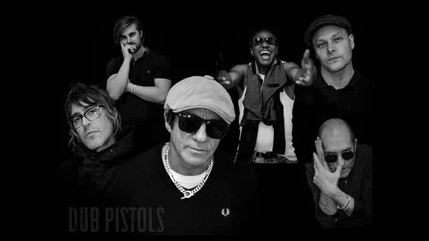 Οι Dub Pistols Live στο Tres Athens!