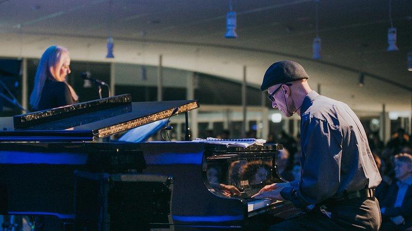 Duke Εllington's Sacred Jazz Concerts and Other Spirituals