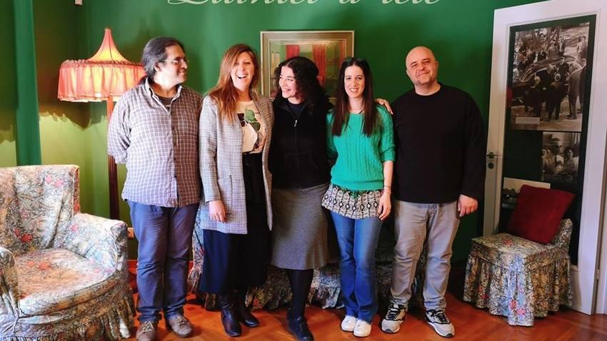 Οι Quintet-à-tête στον πολυχώρο πολιτισμού Διέλευσις