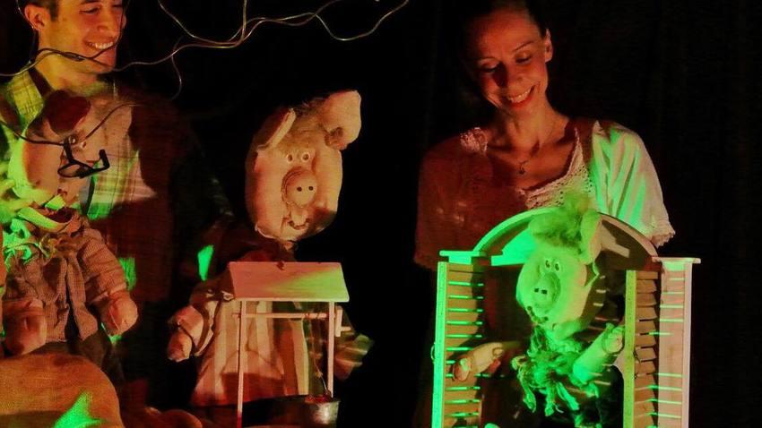 """Δύο παραστάσεις του Θεάτρου Κούκλας Ιρίνα Μπόικο """"White Puppet"""""""