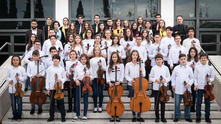 Ανοιξιάτικη συναυλία της Camerata Junior 2019