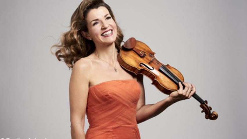 Anne-Sophie Mutter | Chamber Orchestra Vienna-Berlin