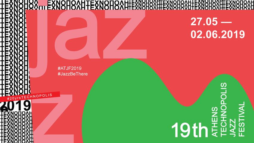 19th Athens Technopolis Jazz Festival