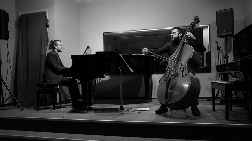 Μουσική Δωματίου   Γ. Κοκκινάρης &  Κ. Παπαθύμνιος