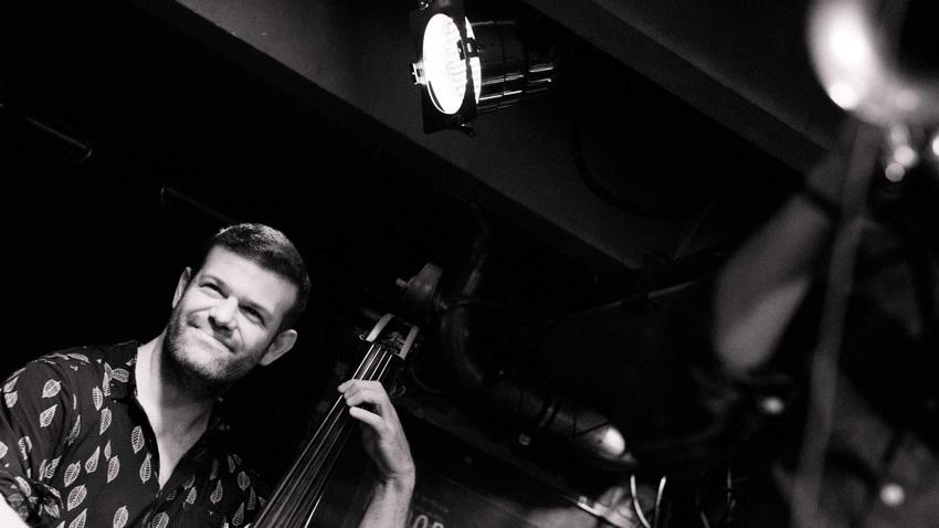 Paraskevas Kitsos Trio: In between the eyes