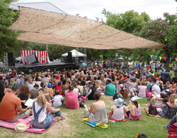 4o Bobos Arts Festival στον Κήπο του Μεγάρου