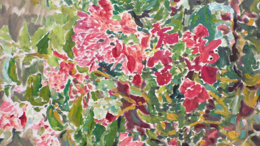 Nicholas Egon / 22 Άνθη για το Μουσείο Μπενάκη