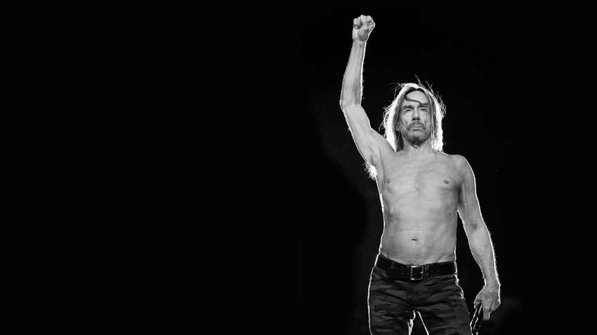 Stop! IGGY POP is here! // Μαζί του οι James | Release Athens Festival