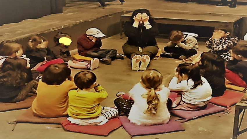 Θεατρικό Summer Camp για παιδιά | Καλοκαίρι 2019