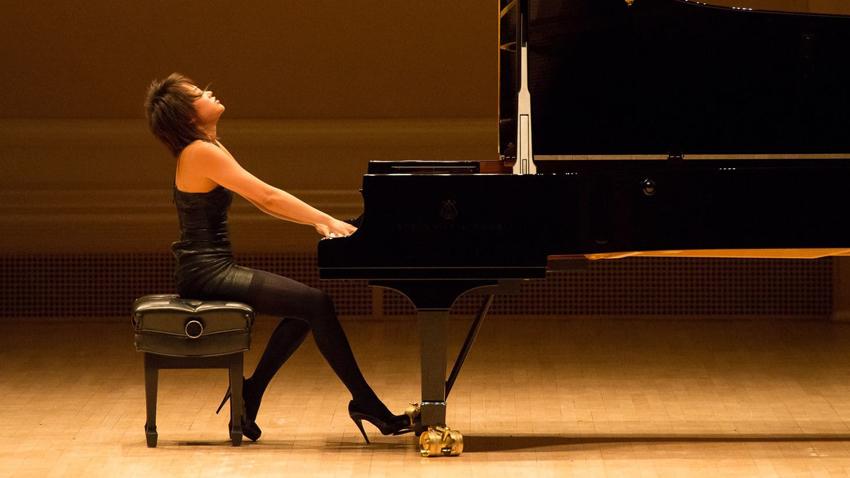 Η Φιλαρμονική Ορχήστρα του Λουξεμβούργου με την Yuja Wang!
