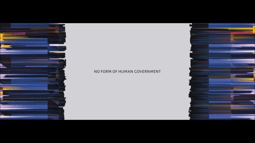 "Echo Basement :: ""No Form Of Human Government"""