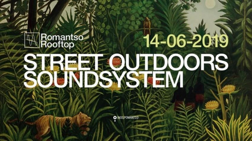 Street Outdoors Soundsystem