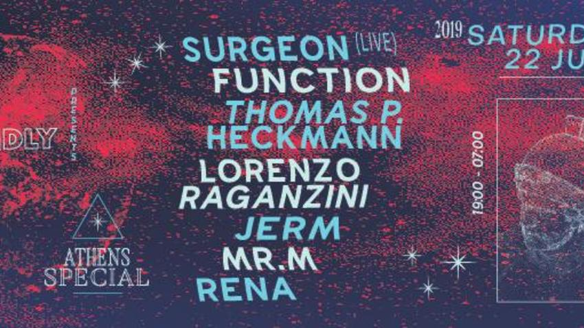 The Friendly Co. :: Athens Open-Air Special