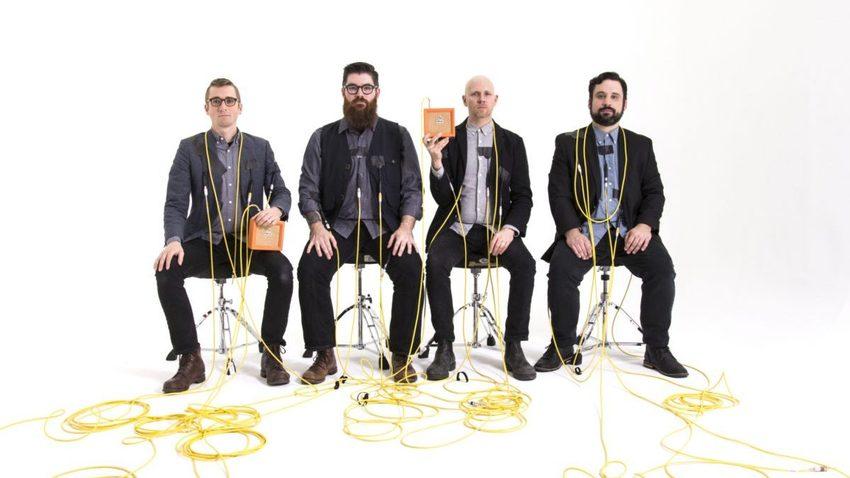 Sō Percussion   To πιο ανατρεπτικό κουαρτέτο κρουστών