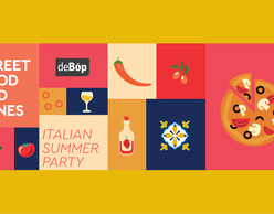 Street Food and Tunes :: The Italian Summer Party