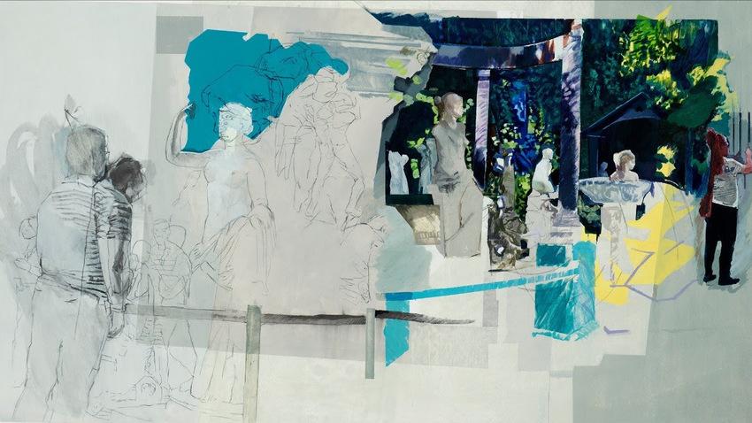 Passages – Περάσματα | Allyson Glenn στο Μουσείο Βορρέ