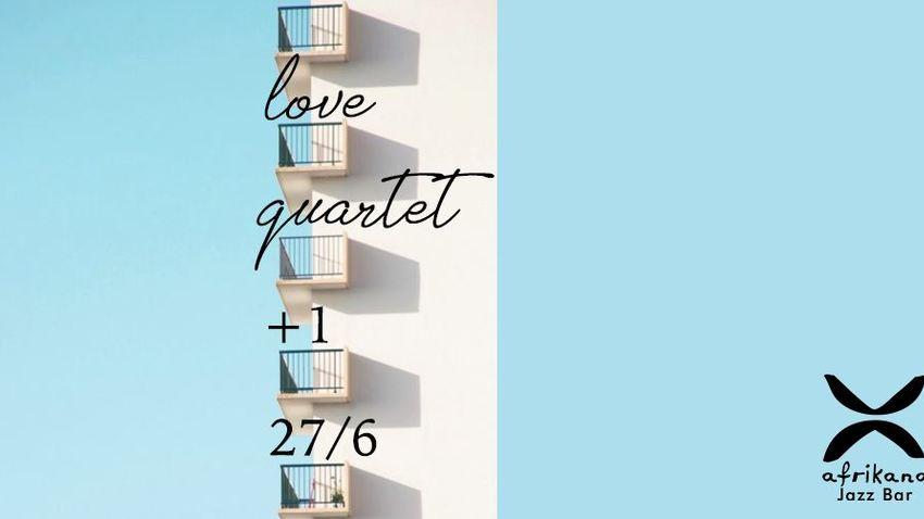 Love Quartet + 1