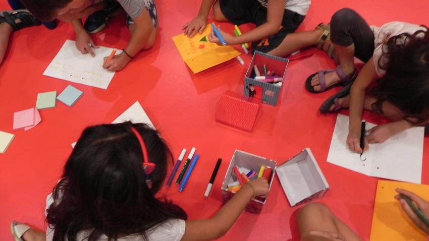 Εργαστήρια δημιουργικής απασχόλησης στη Βιβλιοθήκη ΠΙΟΠ | Ιούλιος 2019