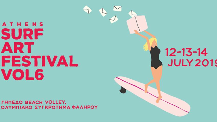 Surf Art Festival Vol.6