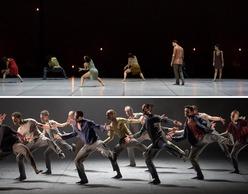 «Wolf» – «BLISS» ::  Χορός στην Πειραιώς