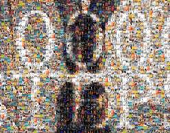 10.000 Steps   Διαδραστική Εγκατάσταση του Θ. Πιστιόλα